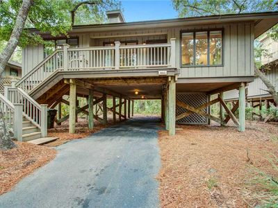Photo for Newly Updated | Lagoon View | Easy Walk To Beach | Wifi | Screened In Porch| 3BR Kiawah Island Villa