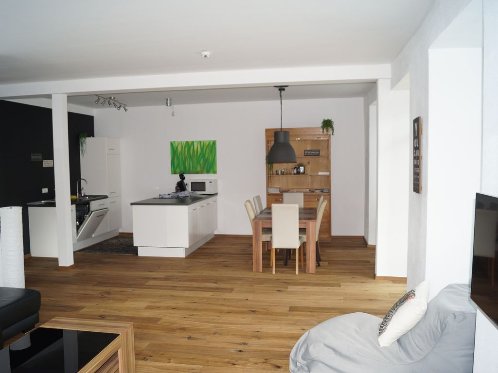 3 room LOFT STYLE Apartment with 42m2 terrace