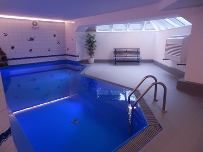 Photo for Apartment with free swimming pool - Timmendorfer Strand
