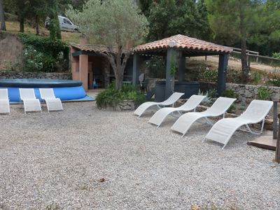 Photo for 2 bedroom apartment with 2 bathrooms located in the Gulf of St Tropez