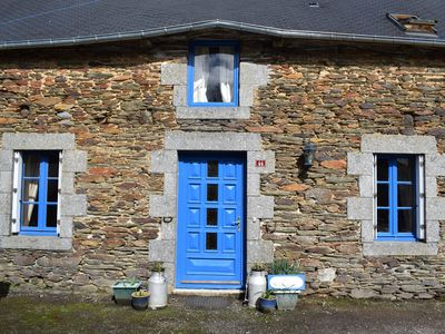 Photo for Traditional Breton Farmhouse located in quiet rural Hamlet
