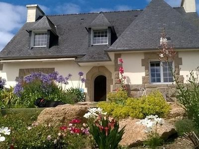 Photo for Perros Guirec Beautiful house 7 people Sea View