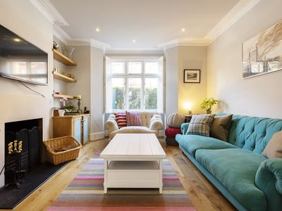 Photo for UP TO 20% OFF - Beautiful Hampstead Townhouse, perfect for big groups (Veeve)