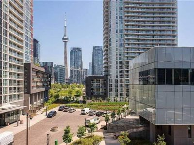 Photo for 3BR Condo with CN Tower View