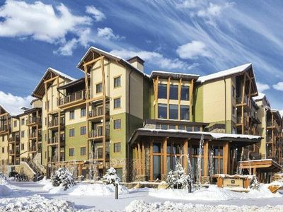 Photo for Park City Resort  2 bedrooms for 2018