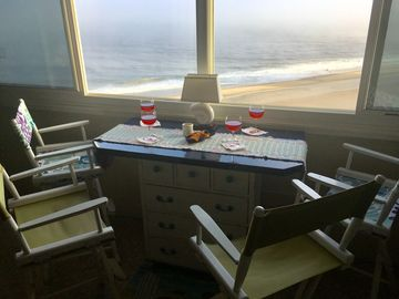 OCEANFRONT~Steps To  Surf~Spring Fun At The Beach~The Beach Is Your Backyard