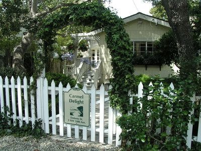 Photo for Carmel Delight, The Perfect Story Book Cottage