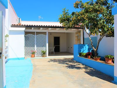 Photo for Apartment Ecla 3 700 m from the sea and the sandy beach