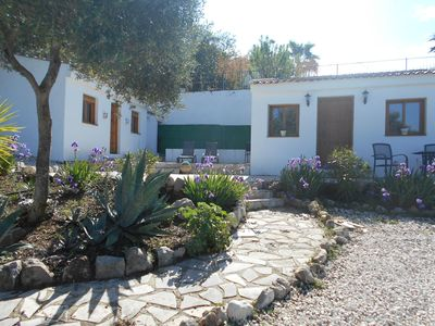 Photo for Tranquil, Self-Catering Andalucian Cottage - Located Amonst The Olive Fields
