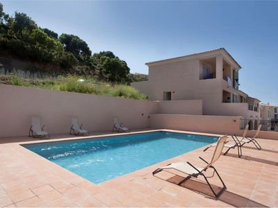Photo for ST FLORENT - QUIET AND BRIGHT T3, COMMON SWIMMING POOL, TERRACES, CLOSE BEACHES