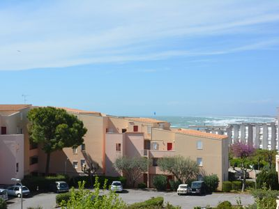 Photo for Sea view and beaches on foot - 1 bedroom