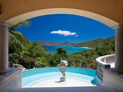 Photo for **STUNNING VILLA AT PETER BAY** - CONTACT EXCEPTIONAL VILLAS FOR THE BEST RATES