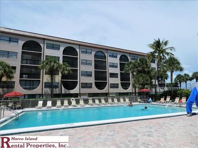 Photo for Anglers Cove E-503; Beautiful 1 Bedroom Condo w/ Onsite Restaurant/Bar