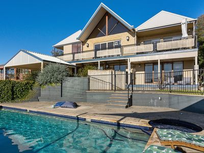 Photo for Sunshine, Swimming Pool and Spa, Cooling - Family Holiday - Mount Martha