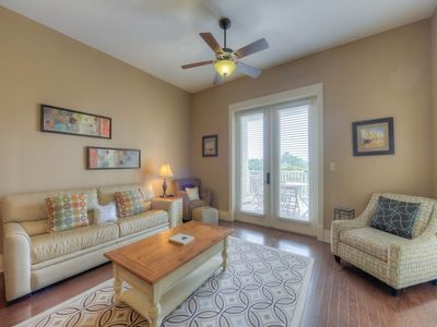 Photo for Lovely Santa Rosa Beach Vacation Rental, Full-kitchen, Hot Tub and Pool on-site