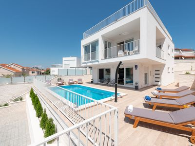 Photo for New Villa By The Beach with Private Swimming Pool and sea view