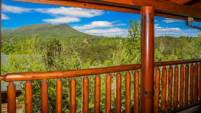 Photo for *Newly Renovated* Gated Resort, Mini Golf, Pools, WiFi, Game Loft & What a View!