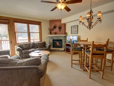 Photo for Red Hawk Townhomes 2352 - River Run Village in Keystone Resort Colorado