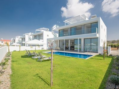 Photo for Cyprus In The Sun Villa Nissi Pearl 4 Platinum