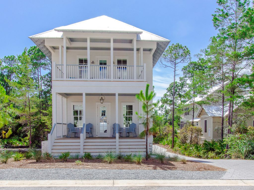 NEWLY BUILT! Private Pool! Golf Cart! Designer Custom Home with 2 Master Suites