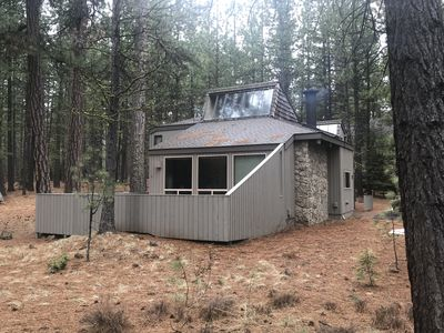 Photo for Vaulted Open Living Area near Paulina Springs