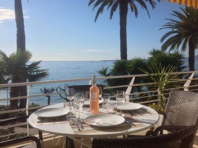 Photo for 2BR Apartment Vacation Rental in Antibes, Provence-Alpes-Côte-D'Azur