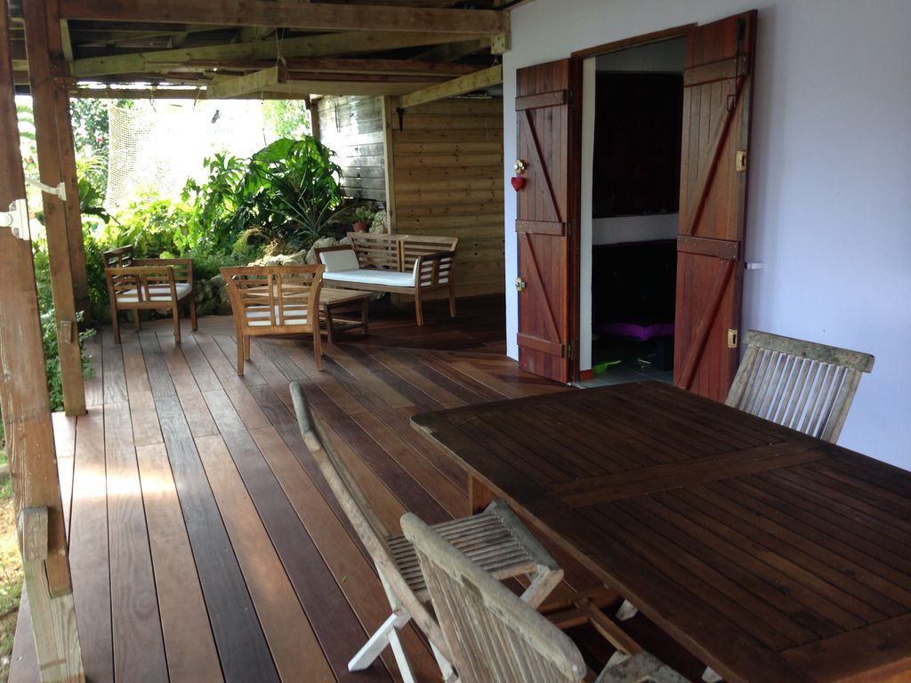Pleasant Apartment In Tropical Garden 5 Minutes From The