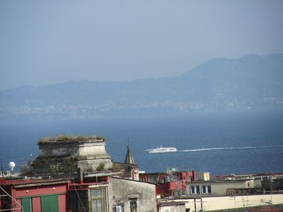 Photo for Neapolitan House with sea view