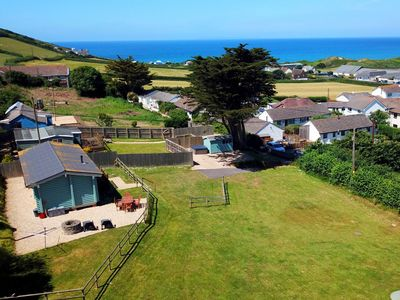 Photo for CROYDE RANCH CHALET | 2 Bedrooms | Croyde | Sleeps 4+