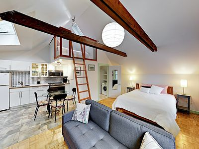 Photo for New Listing! Charming Studio - Near Acadia National Park, Walk Downtown