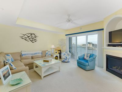 Photo for Enjoy the best Ocean City has to offer from this  Bayfront 2 bedroom condo with Rooftop Pool!