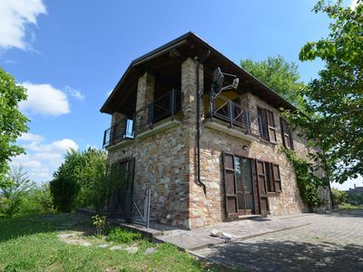 Photo for Lovely Villa in Ziano Piacentino Amidst Vineyards