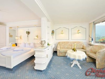 Photo for Junior Suite - Edelweiss Ost - Almhof Rupp