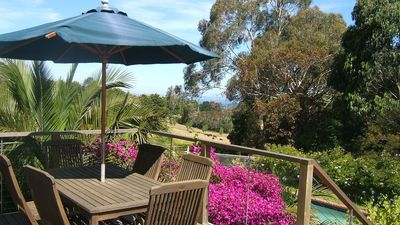 Photo for Island View Studio Red Hill - Private romantic couples retreat.