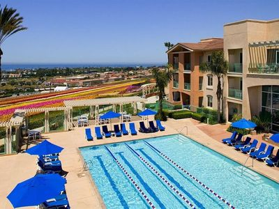 Photo for Grand Pacific Palisades Resort.  Carlsbad CA. 2bd. 2bath sleeps 7