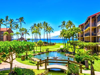 Photo for K B M Hawaii: Ocean Views, Great Family Villa 2 Bedroom, FREE car! Aug & Sep Specials From only $169!