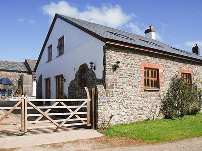 Photo for Spacious and Characterful 3 bedroom Detached Barn Conversion close to coast.