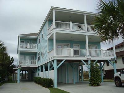 Photo for Garden City at its Best! 6BR/6.5BA Pool/Elevator/Dock