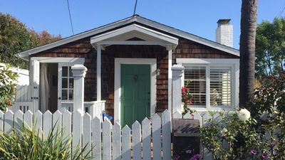 Photo for Charming Cottage Near the Beach In the Heart of Laguna Village
