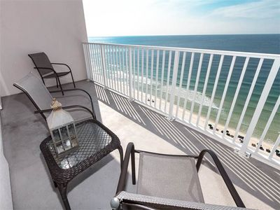 Photo for Lovely 15th-Floor Condo In Perdido Key! Gulf-Front Pool, Exercise Room