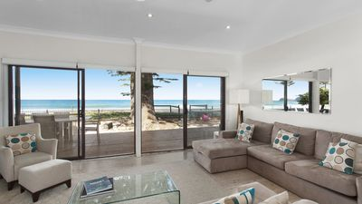 Photo for AVOCA BEACHFRONT BLISS, AVOCA BEACH - BEACHFRONT, SHORT WALK TO SHOPS & CAFES