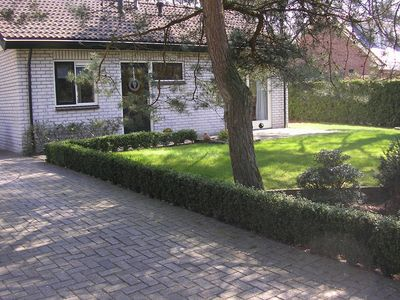 Photo for Bungalow in Otterlo, quiet location, with large garden. For 4 pers.   Free WIFI