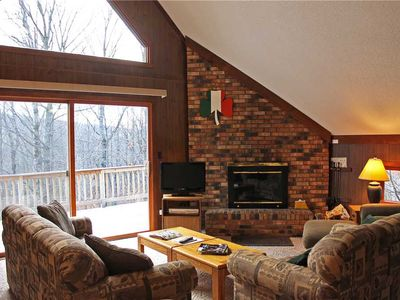 Photo for 3BR House Vacation Rental in Ironwood Township, Michigan