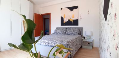 Photo for Tuscany - Apartment near the sea with two bedrooms, garden and parking