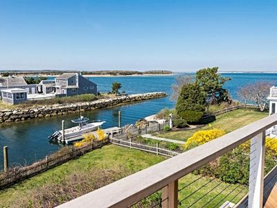 Photo for Spectacular Waterfront Home with Private Dock and Salt Beaches