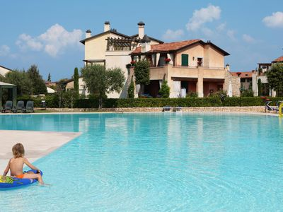 Photo for Holiday apartment in Garda Resort Village