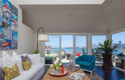 Photo for CORONADO PENTHOUSE ON SAN DIEGO BAY