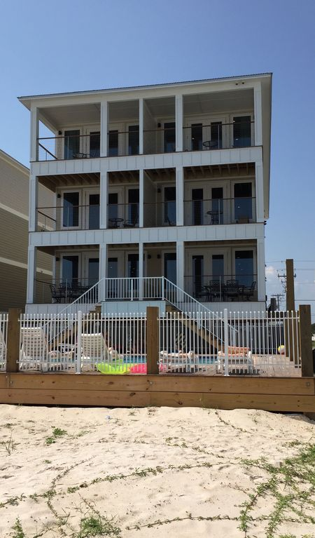 Endurance Beach House Gulf Shores Part - 29: Beach View