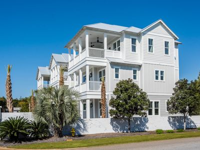 Photo for 4BR House Vacation Rental in Inlet Beach, Florida