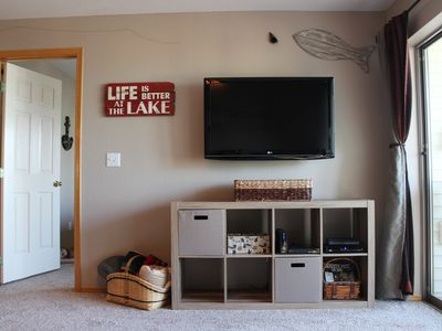 Photo for Remodeled 3br/3ba Table Rock Lake View Condo, Walk in Level, Bring your boat!